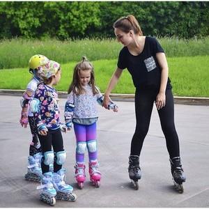 Активные летние каникулы в коттеджных поселках «Кембридж» и «Марсель»