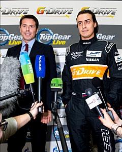 G-Drive ���� ����������� �������� ��� Top Gear Live