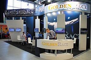 На выставке Russian Gaming Week 2016 были построены выставочные стенды Golden Race и Betgames TV