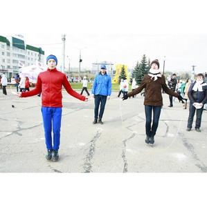 Спортивный Олимпийский праздник в Чебоксарах
