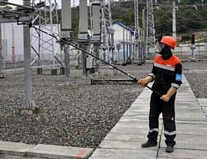 Рабочие места Сочинского ПМЭС соответствуют требованиям по охране труда