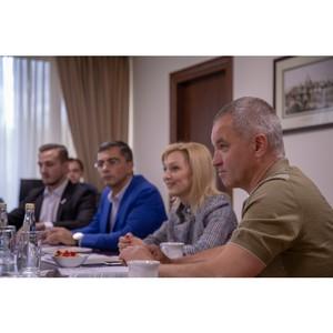 ОНФ и Минприроды договорились о сотрудничестве по реализации «майского указа» президента