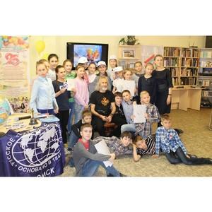 Активисты ОНФ организовали встречу томских школьников с путешественником Евгением Ковалевским