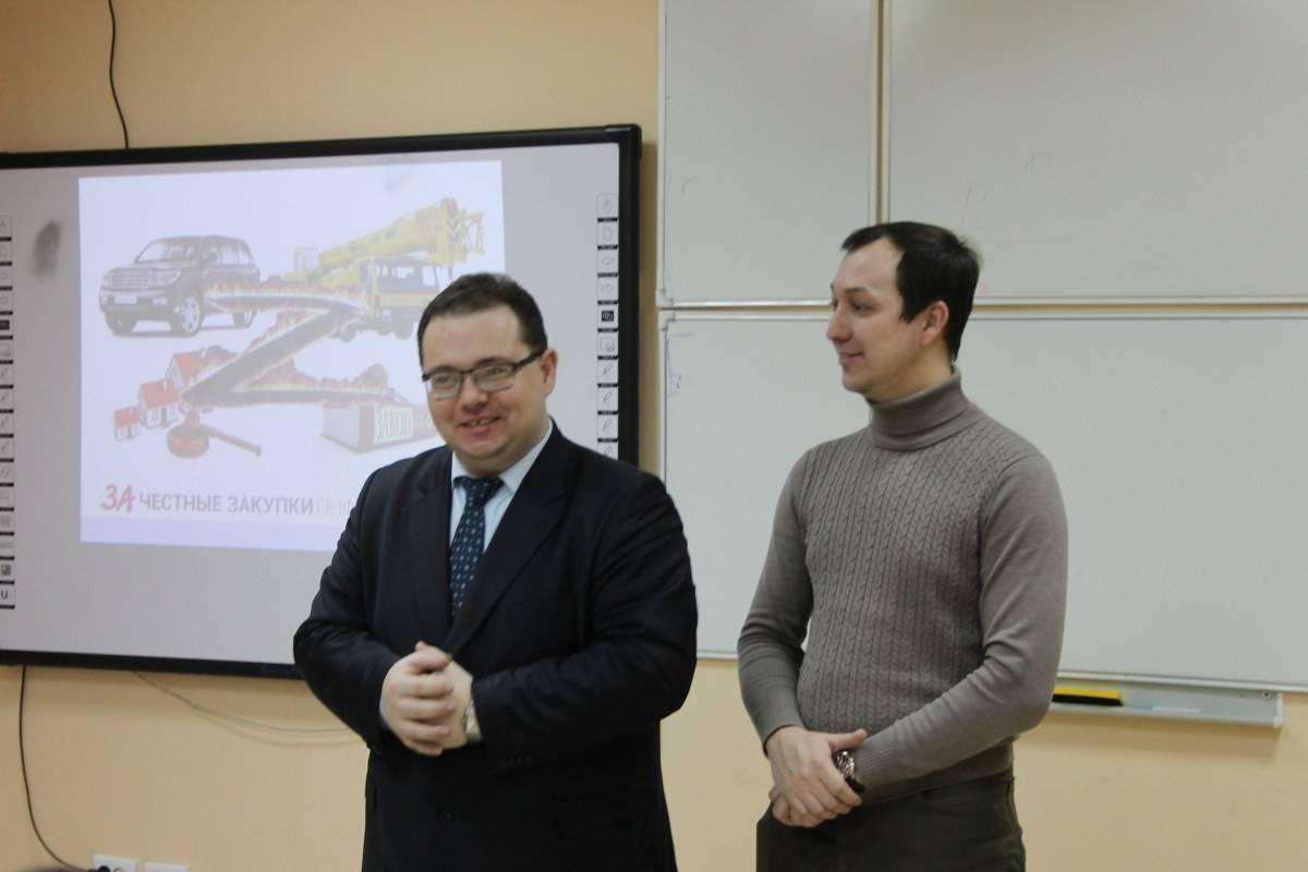 Активисты ОНФ в Коми провели лекцию по общественному контролю госзакупок
