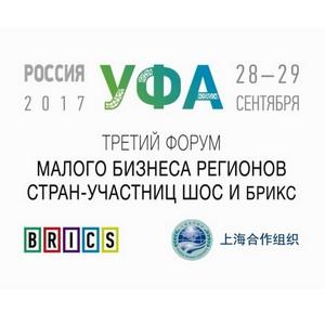 На Форуме будет презентован интернет-портал об особенностях ведения бизнеса в странах ШОС и БРИКС