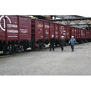 ПГК увеличила перевозки черных металлов по Западной Сибири в четыре раза