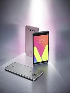 LG начинает продажи нового флагмана V20