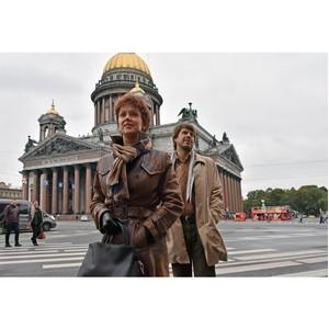 На Первом канале стартует мини-сериал о любви и Петербурге