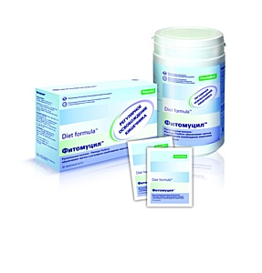 Фитомуцил — залог здоровья!