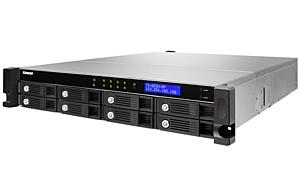 Turbo NAS TS-469U-RP -идеальное решение для виртуализированных и кластерных сред