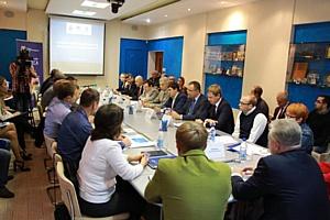 """Компания """"Алгоритм"""" приняла участие в работе семинара по биржевой торговле лесом"""