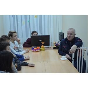 Активисты Народного фронта на Ямале открыли в Аксарке кружок «Основы журналистского мастерства»