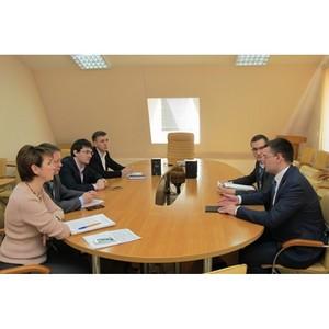 Состоялась рабочая встреча с представителями КУМИ города Ставрополя
