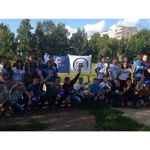 В Уфе прошел молодежный фестиваль по Street Workout