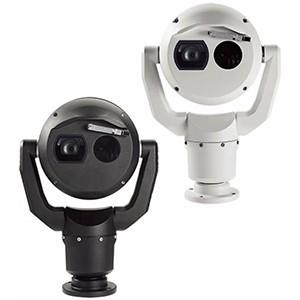 Bosch выпустила уличные поворотные камеры видеонаблюдения с тепловизионным и оптическим блоками