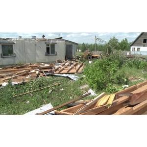 Росгосстрах в Пензенской области выплатил пострадавшим от июньской стихии более 4 млн рублей