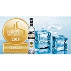 Kasatka получила золотую медаль в International Spirits Challenge 2015