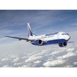 Рекордное число маршрутов летней программы полетов «Трансаэро» 2014 года