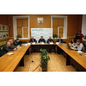 Ярэнего приняло участие в пресс-конференции по обеспечению безопасности в новогодние праздники