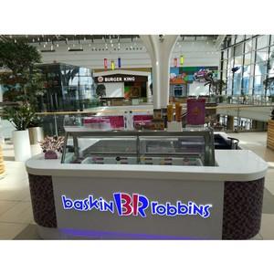 В Астане в комплексе, построенному к Экспо-2017, открылось кафе