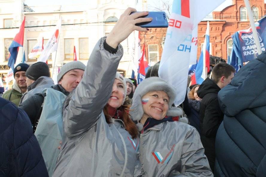 Активисты ОНФ в Челябинской области приняли участие в серии патриотических акций