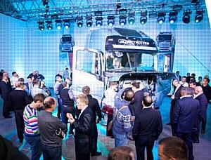 ���������� �������� ������ Volvo FH: ��������� ����� ��������