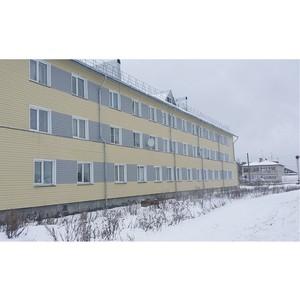 В Зуевке прокуратура выявила нарушения в новом доме для переселенцев