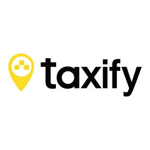 Заказ такси через приложение!