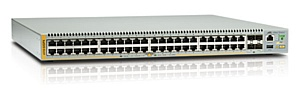 Инсотел начинает продажи 1G/10G коммутаторов новой серии x510 для сетей VoIP иUC