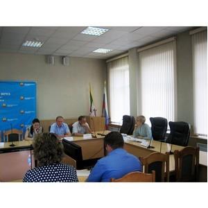 Виктория Бессонова обсудила с предпринимателями системные проблемы бизнеса