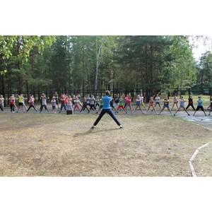 Активисты Народного фронта провели в Курганской области акцию «ГТО со звездой»