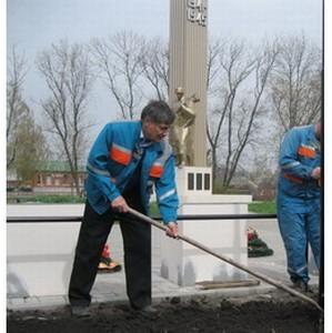 Воронежские энергетики — за чистоту города
