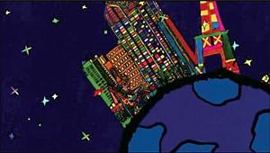 В ЦДХ открывается выставка тайваньского художника-аутиста Лиланда Ли