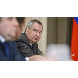Дмитрий Рогозин разберется в припое