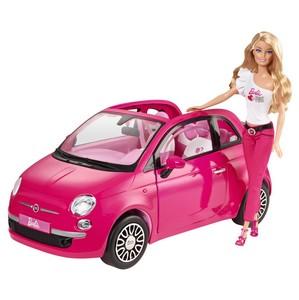Автопарк Barbie® - только лучшие автомобили!