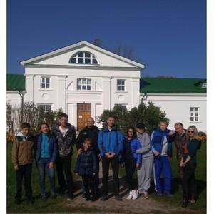 Совместный волонтёрский экологический выезд концерна «Декёнинк» и компании «ТЗСК»