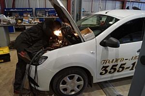 В год экологии таксисты столицы Сибири массово переводят авто с бензина на газ