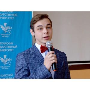 В Рубцовском институте (филиале) АлтГУ состоялся фестиваль начинающих поэтов «Новое поколение»