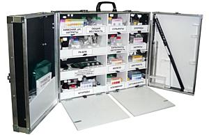 Разработана новая улучшенная укладка для полевой комплектной экспресс-лаборатории контроля воды