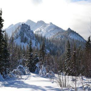 Эко-парк Зюраткуль представляет: зимние забавы в апреле-мае