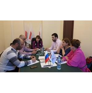 На заседании рабочей группы эксперты ОНФ обсудили проблемы здравоохранения в Дагестане