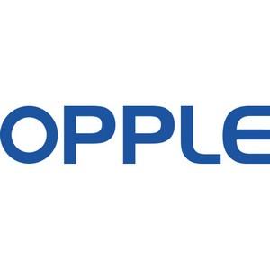 Opple представила экспозицию на Международной выставке осветительных технологий и оборудования