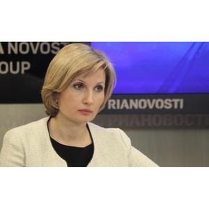 Баталина отмечает растущее влияние Общественной палаты РФ