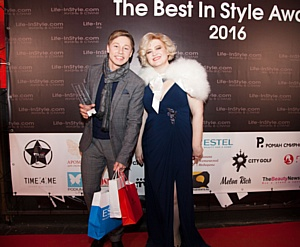 Премия портала Life-InStyle.com «The Best In Style Awards 2016»