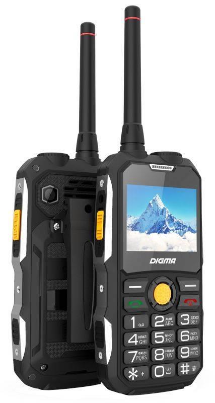 Всегда на связи: Digma выпускает телефон-рацию Linx A230WT 2G с долгоиграющей батареей