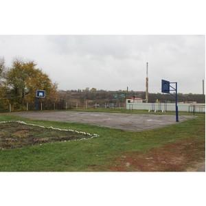 ОНФ призвал власти построить спортплощадку для Криничанской школы