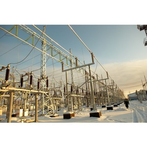 На самой мощной подстанции Томской области установлены новые элегазовые выключатели