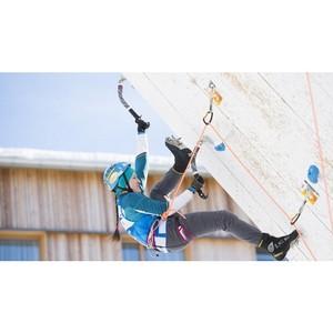 Студентка университета стала чемпионкой мира по ледолазанию среди юниоров