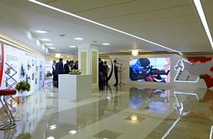 В рамках проекта компания «Привет-Медиа» реализовала две экспозиции Удмуртской Республики
