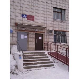 После обращения томских активистов ОНФ в здании отделения УФМС в Колпашево установлен пандус